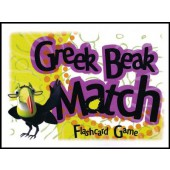 Greek Beak Match Flashcard Game - Classical Academic Press