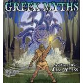 Greek Myths Audio CD
