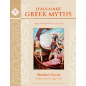 D'Aulaires' Greek Myths Guide