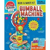 Gumball Machine Engineering Kit - Klutz