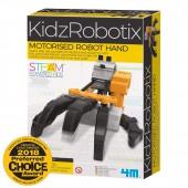 4M Kidzrobotix Motorized Robot Hand Kids Science Kit