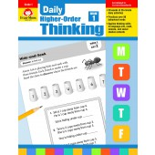 Evan-Moor Daily Higher-Order Thinking Grade 1