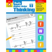 Evan-Moor Daily Higher-Order Thinking Grade 2
