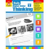 Evan-Moor Daily Higher-Order Thinking Grade 4