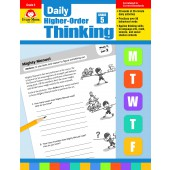 Evan-Moor Daily Higher-Order Thinking Grade 5