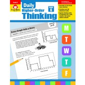 Evan-Moor Daily Higher-Order Thinking Grade 6