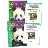 Houghton Mifflin English Grade 1 Homeschool Kit