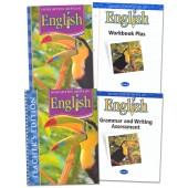 Houghton Mifflin English Grade 4  Homeschool Kit