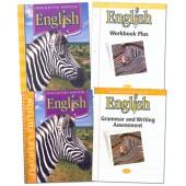 Houghton Mifflin English Grade 5 Homeschool Kit