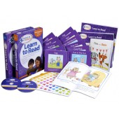 Hooked-on-Phonics-Learn-to-Read-Kindergarten Levels 3 & 4 Complete