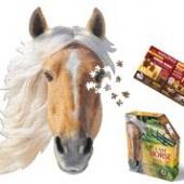 I AM Horse 550-Piece Puzzle