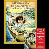 High-Interest/Low Readability Classics: The Adventures of Huckleberry Finn Set