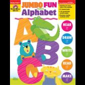 Jumbo Fun with the Alphabet, Grades PreK-1
