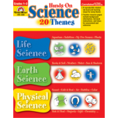 Hands-On Science - 20 Themes Grades 1-3