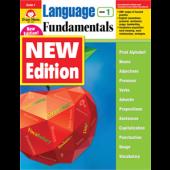 Language Fundamentals Grade 1