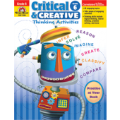 Critical & Creative Thinking Activites Grade 6+