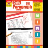Daily Paragraph Editing, Grade 8