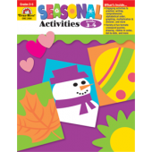 Seasonal Activities, Grades 3-5 - Teacher Resource Book