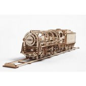 UGEARS Locomotive Engineering Kit