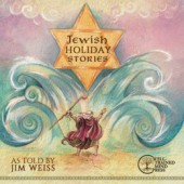Jewish Holiday Stories Audio CD