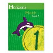 Horizons Math 1 Book 2