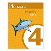 Horizons Math 4 Book 2