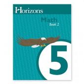 Horizons Math 5 Book 2