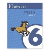Horizons Math 6 Book 1