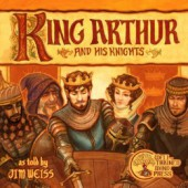 King Arthur and His Knights Audio CD