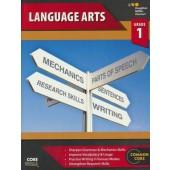 Steck-Vaughn Core Skills Language Arts Workbook Grade 1