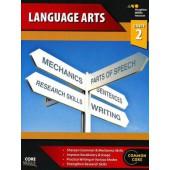Steck-Vaughn Core Skills Language Arts Workbook Grade 2