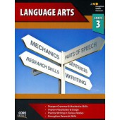 Steck-Vaughn Core Skills Language Arts Workbook Grade 3