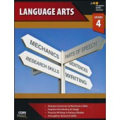 Core Skills Language Arts Workbook Grade 4
