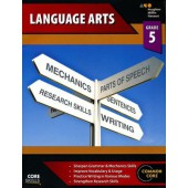 Steck-Vaughn Core Skills Language Arts Workbook Grade 5