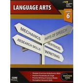 HMH Core Skills Language Arts Workbook Grade 6