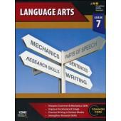 Steck-Vaughn Core Skills Language Arts Workbook Grade 7