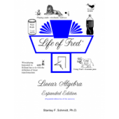 Life of Fred: Linear Algebra (Expanded Edition)
