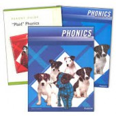 MCP Plaid Phonics Level B, Grade 2, Homeschool Bundle 2011 Edition