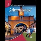 ¡Avancemos! Spanish Level 4 Homeschool Kit