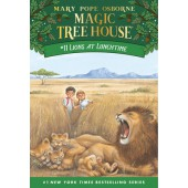 Magic Treehouse #11.Lions at Lunchtime