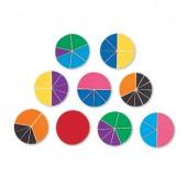 Rainbow Fraction® Deluxe Circles