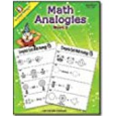 Math Analogies: Level 2 (Grades 4-5) The Critical Thinking Company