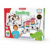 Match It! Spelling - The Learning Journey