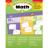 Take It To Your Seat Math Center Grade 4  Evan-Moor