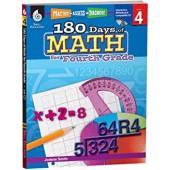 180 Days of Math for Fourth Grade - Teacher Created Materials