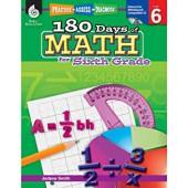 180 Days of Math for the Sixth Grade - Teacher Created Materials