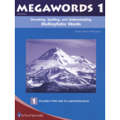Megawords Book 1, Student Book, 2nd Edition