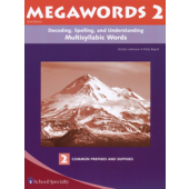 Megawords Book 2 Student Book, 2nd Edition
