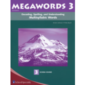 Megawords Book 3 Student Book, 2nd Editon