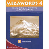 Megawords Book 4 Student Book, 2nd Edition